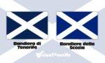 Tenerife e Scozia: una bandiera in comune